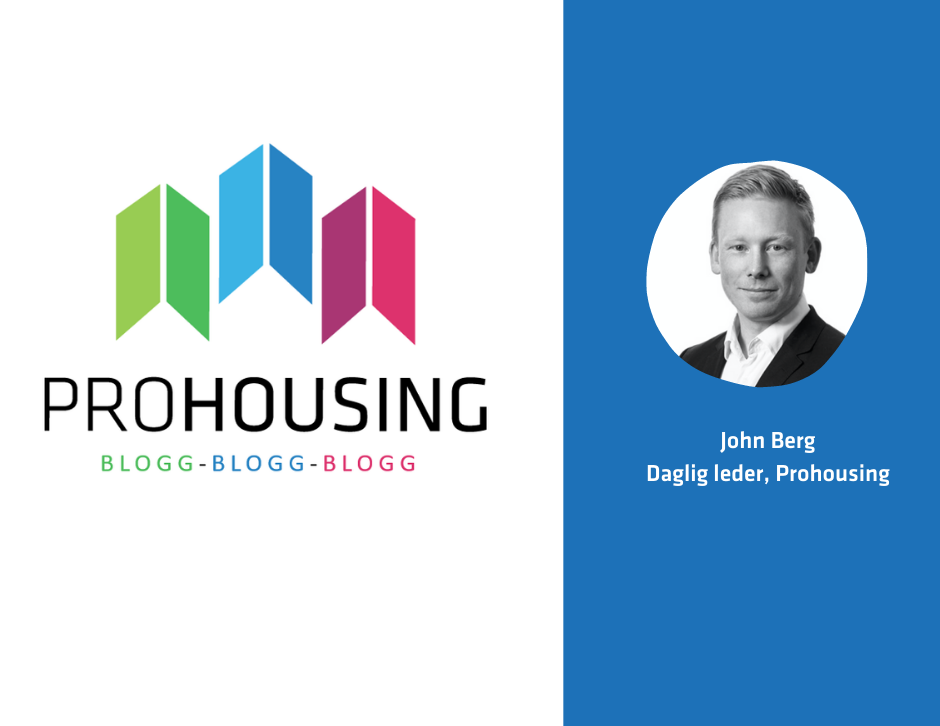 Hva vi har lært på 3 år med Prohousing?